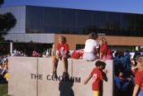Kids on Centrum Sign