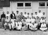 Staff Of The Bryce Inn, 1955