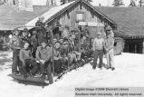 Snowcat and Boy Scouts