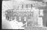 Switch board in power house