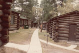 Standard cabins at North Rim