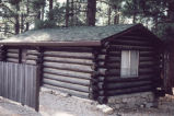 Cabin for Utah Parks Employees