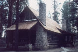 Deluxe cabin at Bryce Canyon