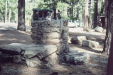 Water fountain at North Rim Campground