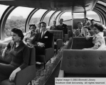 Union Pacific Company lounge car
