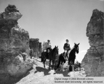 Trail ride, Bryce Canyon National Park