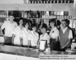 Soda Fountain Staff, 1966