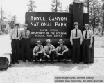 Bryce Canyon park rangers