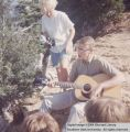 Singalong on rim of Grand Canyon
