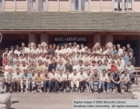 Bryce Canyon Lodge Employees Group Photo