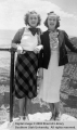 Mary MacFarlane MacDonald and Dorothy Fife
