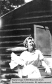 Mary MacFarlane MacDonald working as a cabin maid