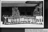 Grand Canyon Lodge Dining Room Personnel, 1952