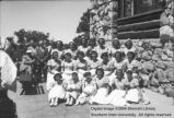 Group photo, waitresses 1949-1950