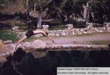 Utah Parks Company Employee Swimming