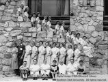 Grand Lodge Dining Room Staff, 1955