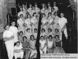 Grand Lodge Dining Room employees, 1958