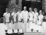 Grand Canyon Lodge Soda Fountainpersonnel, 1952