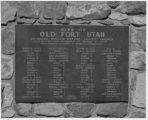Old Fort Utah marker
